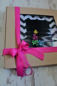 pudełko 200x300 Fartuszek Kuchenny Sukienka DeLux r. XS XXXL