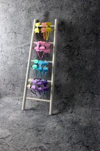 opaski mix kolorow 200x300 tło fotograficzne 140 x 200 cm   beton