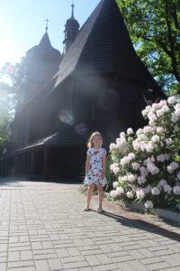 IMG 1098 e1530804680542 200x300 Fotoreportaż ze Szlaku Architektury Drewnianej województwa śląskiego  Kościoły