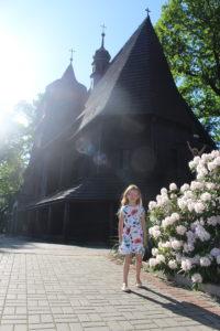 IMG 1099 e1530804623526 200x300 Fotoreportaż ze Szlaku Architektury Drewnianej województwa śląskiego  Kościoły