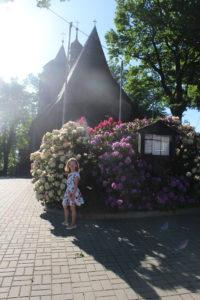 IMG 1109 e1530804717271 200x300 Fotoreportaż ze Szlaku Architektury Drewnianej województwa śląskiego  Kościoły
