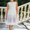 sukienka na wesle
