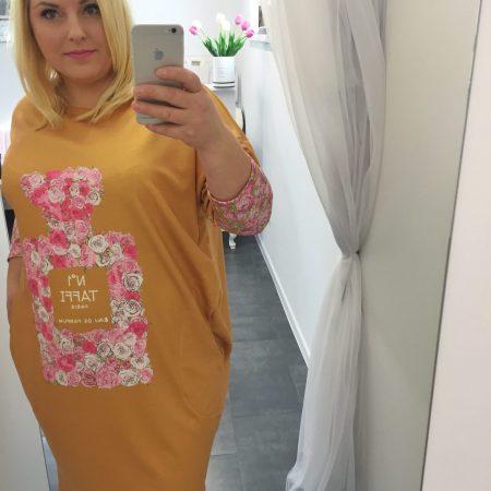 sukienka taffis