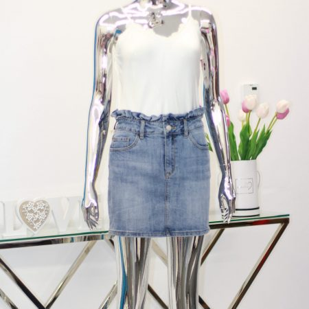 spódniczka jeans