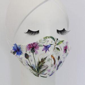 maski maseczki bawełniane