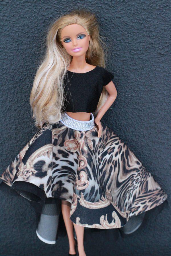 ubranka dla lalki barbie