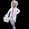 ubranka dla lalek barbie